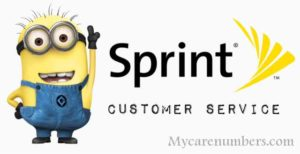 sprint customer service phone