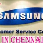 Samsung Service Center in Chennai Address | Contact Details
