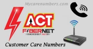 ACT Customer Care Number