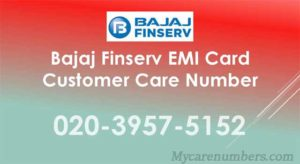 Bajaj Finserv Customer Care Number and 24*7 Helpline Numbers