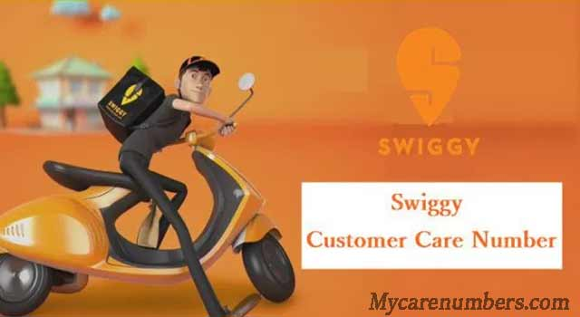 Swiggy Customer Care