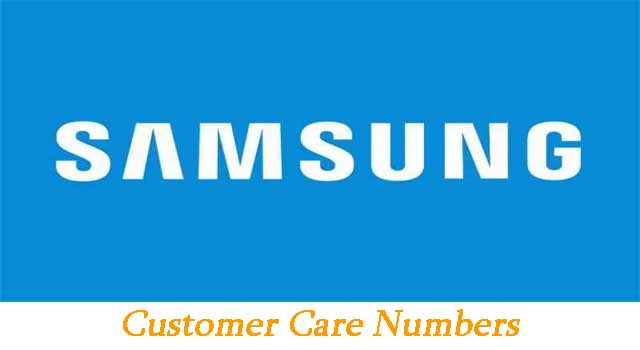 Samsung Customer Care Number