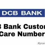 DCB Bank Customer Care Number | Credit & Debit Card Complaint Email