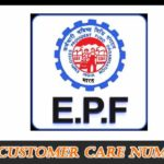 EPF Customer Care Toll Free Helpline Number | State Wise