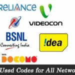 Loan Ussd Codes for Airtel,Idea,Bsnl,Jio [Talktime & Internet Data Loan]