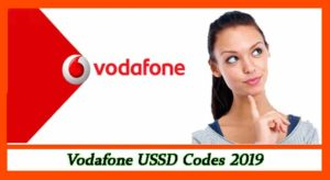 Vodafone USSD Codes List 2019 | Loan | Offers {Updated}