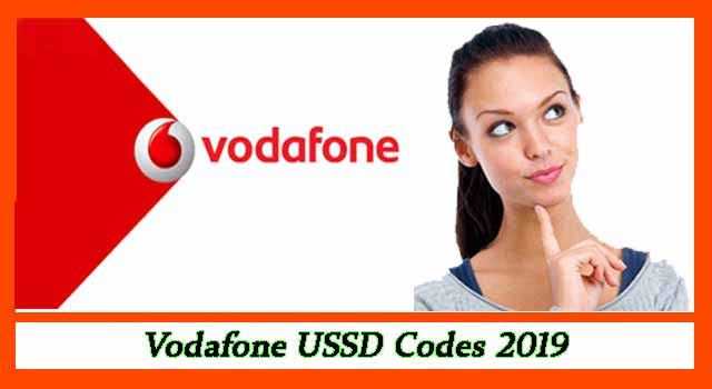 Vodafone USSD Codes List 2019   Loan   Offers {Updated}
