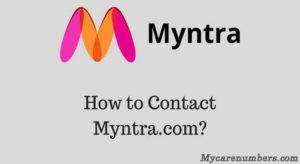 Myntra Customer Care Number and 24×7 Helpline Numbers, Email Id