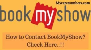 BookMyShow Customer Care Number | Customer Support Email & Office Address