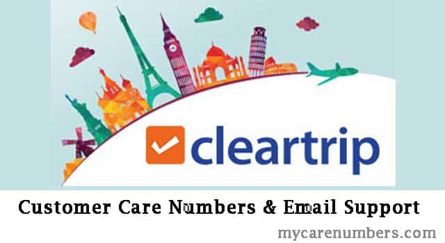 ClearTrip Customer Care