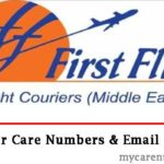 First Flight Courier Customer Care Number | Helpline | Online Tracking
