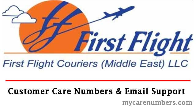 First Flight Courier Customer Care