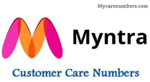 Myntra Customer Care Number & 24*7 Toll Free Help Line Number
