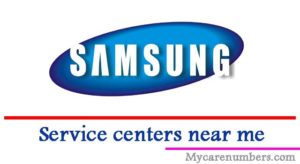 Samsung Mobile Service Center | Samsung Customer Care Numbers