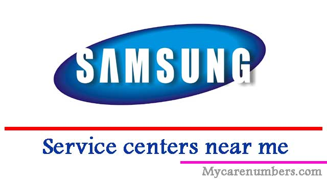 Samsung Care Near Me