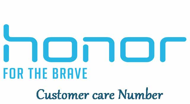 honor customer care number