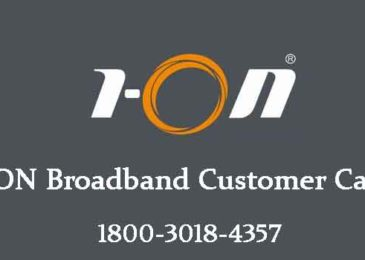 ION Broadband Customer Care 24*7 Helpline Numbers 2019
