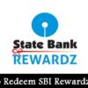 How to Redeem SBI Rewardz Points | Get Free 100 Points On Signup