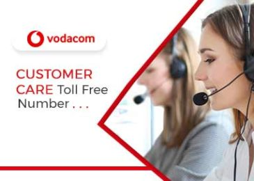 Vodacom Customer Care Numbers and Complaint Email Address