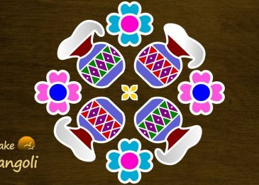 50+ Best Pongal Kolam Rangoli Designs | With Images